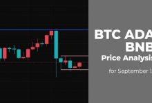 Photo of BTC, ADA and BNB Price Analysis for September 13
