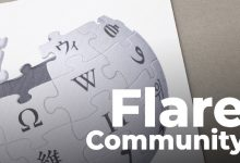 Photo of Flare Community to Have Its Own Wikipedia: Details