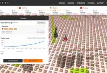 Photo of This Project Is Building a Metaverse for Trading Virtual Real Estate Based on Real World Maps